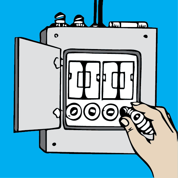 Switchboards & Safety Switches